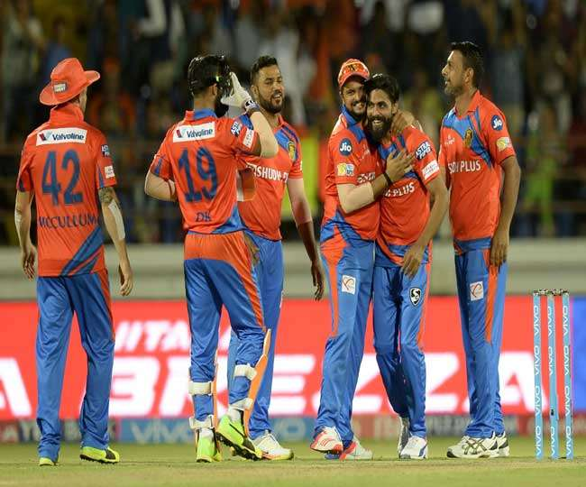 Knight riders ready for the tussle with Gujarat Lions