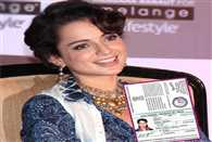 Kangana Ranaut passport copy goes viral reveals her real age