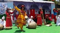 नृत्य नाटिका में जीवंत हुआ माधो सिंह का संघर्ष