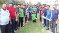 जेसीआइ की टीम ने 22 रन से जीता मैच