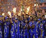 रोमांचक फाइनल में मुंबई ने रचा इतिहास, एक रन से जीता तीसरा खिताब