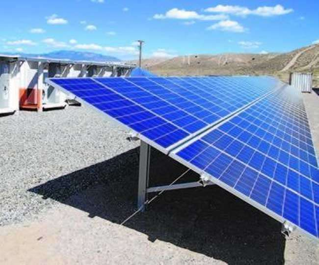 सौर ऊर्जा के स्टोरेज सिस्टम का बाजार भी हो विकसित