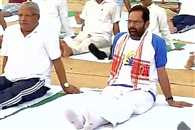 International Yoga Day : Yoga Is Master Key For India To Become World Guru