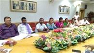 छह योजना उप समितियों के अध्यक्ष चयनित