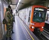 ब्रुसेल्स रेलवे स्टेशन पर बम विस्फोट, संदिग्ध मारा गया