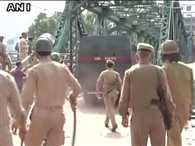 Curfew imposed in Rajouri town of Jammu Kashmir after burning ISIS flag