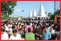 A big welcome to worship with Shiwalyon Sawan