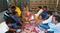 Power department officials are living longer trust God