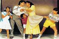 This photo shared by Juhi Chawla will make you want to watch Hum Hain Rahi Pyar Ke again