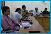 जीएसटी के सफल क्रियान्वयन को डीएम ने दिए दिशा निर्देश