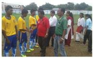 रघुरेंज क्लब ने 3-1 से बीपीएमसी उलीहातु को हराया