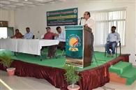 कृषि तकनीक से विकास में दें योगदान: कुलपति