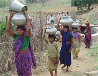 वर्षा-जल को संजोने के सरकारी प्रयास बौने