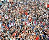 कोटखाई दुष्कर्म मामला: नहीं थमा जनाक्रोश, बंद रहा शिमला