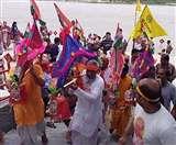 पाक हिंदुओं ने की भारत-पाक के बीच एकता की कामना