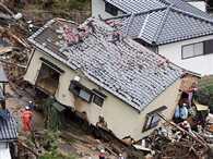 36 killed in landslide in Hiroshima