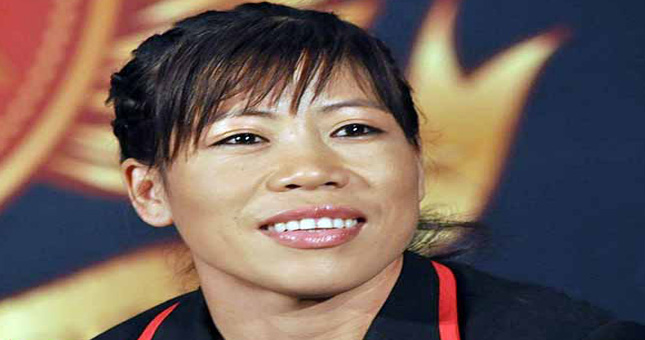 Mary kom got nostalgic after watching her movie
