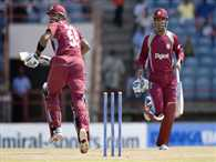 Pollard and Ramdin rescue West Indies from critical situation