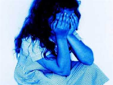 five years old girl raped by drug addict