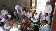 prayer of yogeshwar dutta