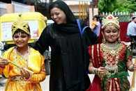 Janmashtami is celebrated with great pomp in the Muslim village of Rajasthan