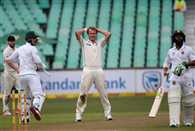Newzeland in bad position against south Africa