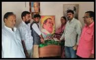 श्रद्धा से याद किए गए पूर्व प्रधानमंत्री राजीव गांधी