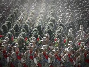 Iran marks Defense Week by staging military parade