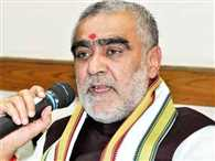 Ashwini Choubey sends defamation notice to Health Minister