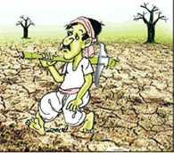UP govt demands sixty billion from Centre to fight drought