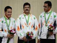 Indian shooters win third medal, Jitu wins his second medal