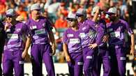 Cobras struck by Blizzard as Hobart Hurricanes win by 6 wkts
