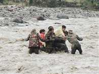 military stature increased in jk after flood disaster