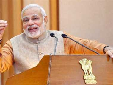 India need not become china: modi