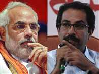 bjp rejects shiv sena formula on seat sharing issue