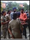 निर्मलॉ कॉलेज में परीक्षा देने आए छह छात्रों का मोबाइल गायब