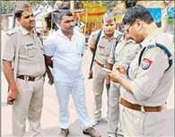Culprit Got Lavish Treatment By UP Police Persons
