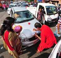 Cars sales to touch Rs 50cr on Dhanteras