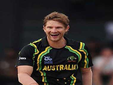 Shane Watson back in T20 team