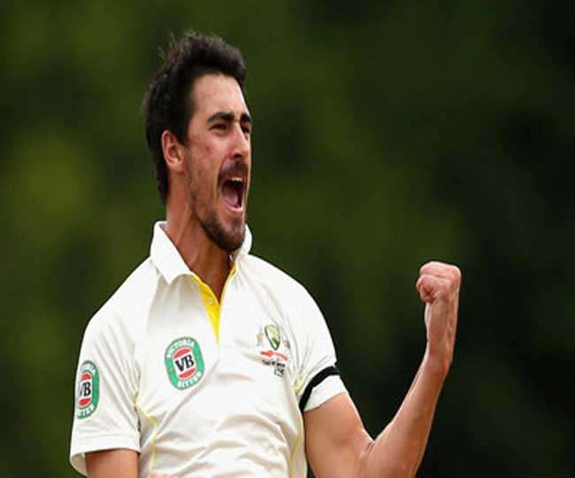 Starc in currently number one bowler in world:  Steve Waugh