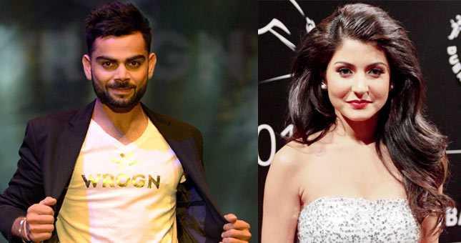 Lovebirds Anushka Sharma and Virat Kohli in a film together?