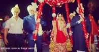 Arpita marriage picture goes viral on Facebook