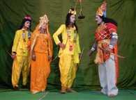 Ramleela at Ranipur