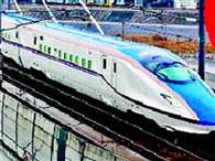 All set for India's first high speed train