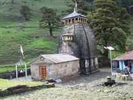 Second Kedar has today closed closet Mdmaheshwar