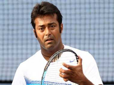 Paes led Punjab team lose successive second match in CTL