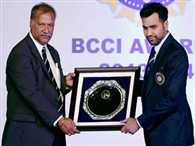 BCCI Awards: Vengsarkar, Bhuneshwar and Rohit honored
