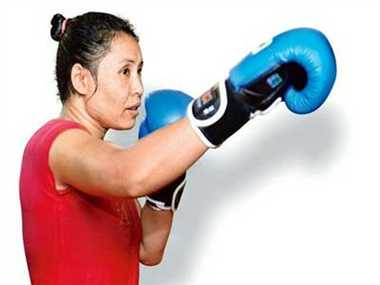Boxing india will give notice to boxer satrita's husband and coach