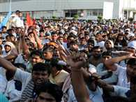 Restrictions on strike of Government employees in Haryana