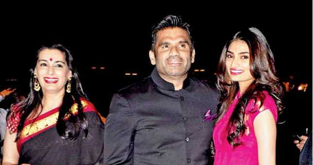 Sunil Shetty might produce films again for his children